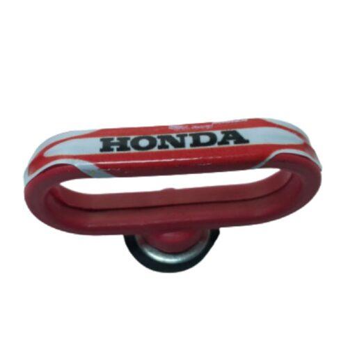 guia de cabo de plástico para moto