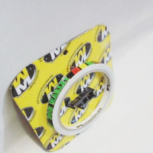 Adesivo Para Roda Pers Comp Bob Marley