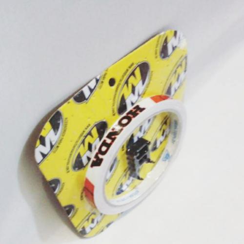 Adesivo Para Roda Pers Honda